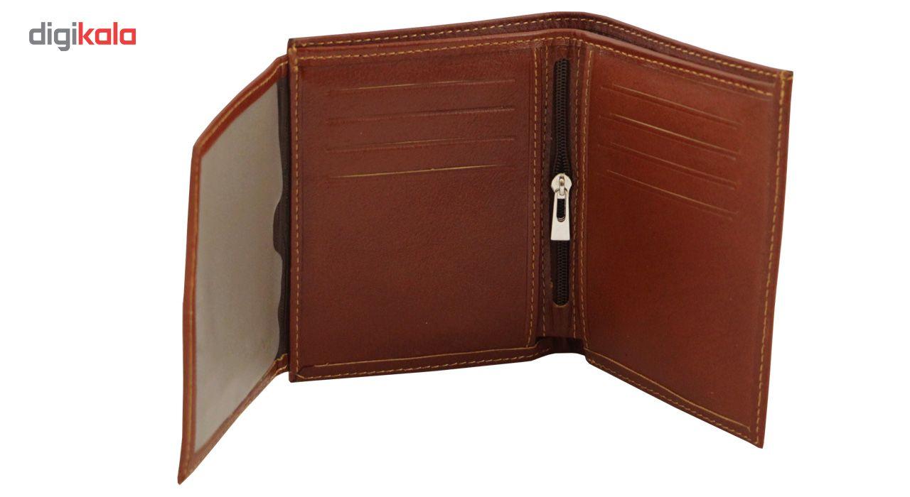 کیف پول مردانه مدل DM14.1 main 1 4