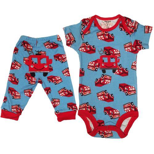 ست لباس نوزادی پسرانه کارترز مدل 1006-3