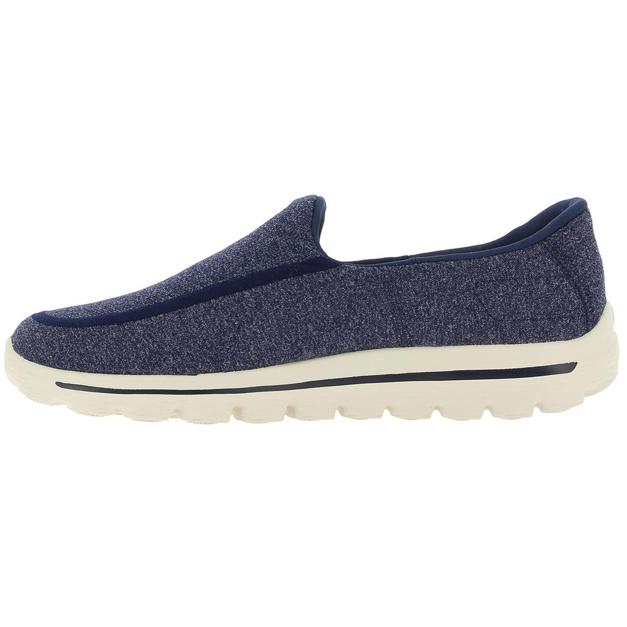 کفش مخصوص دویدن مردانه اسکچرز مدل Go Walk 2 - Super Sock