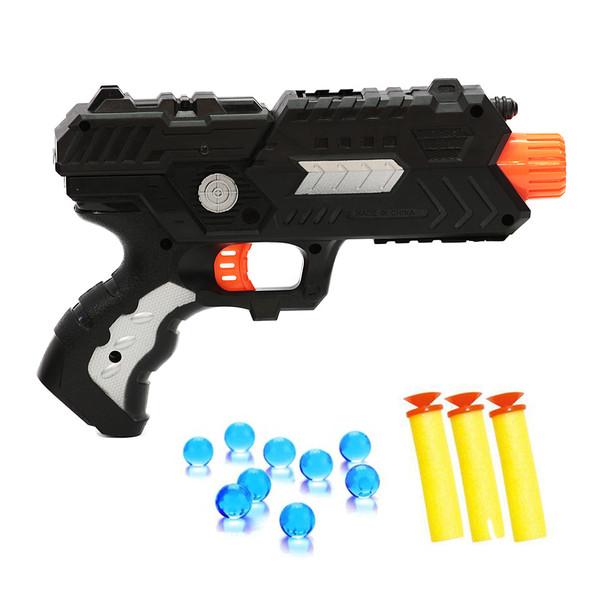 تفنگ اسباب بازی با تیر ژله ای و فومی مدل T1608