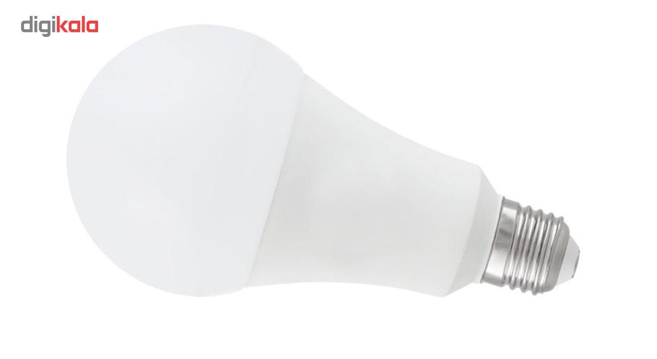 لامپ ال ای دی 9 وات پارس شعاع توس پایه E27 بسته 5 عددی main 1 3
