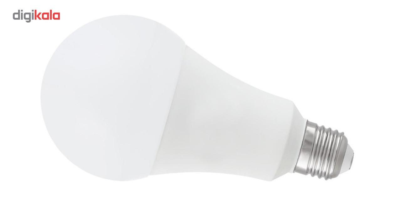 لامپ ال ای دی 9 وات پارس شعاع توس پایه E27 بسته 10عددی main 1 3