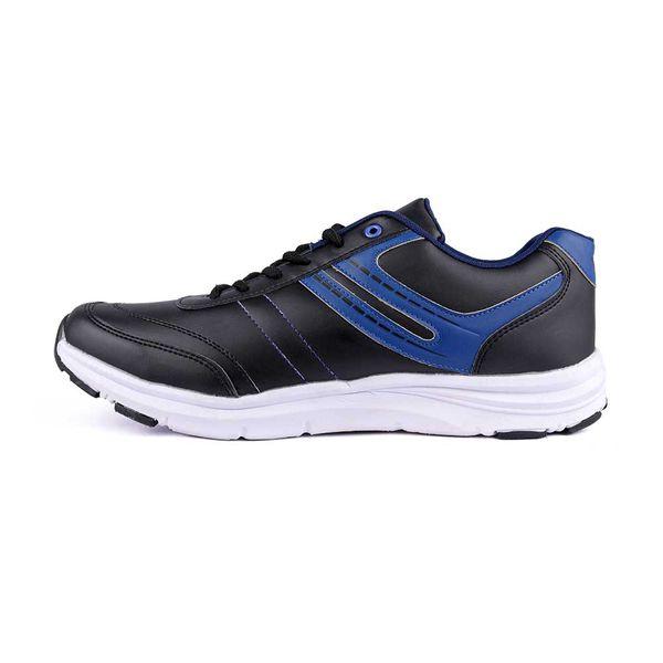کفش مخصوص پیاده روی مردانه ملی مدل حمیل کد 83490802 رنگ مشکی