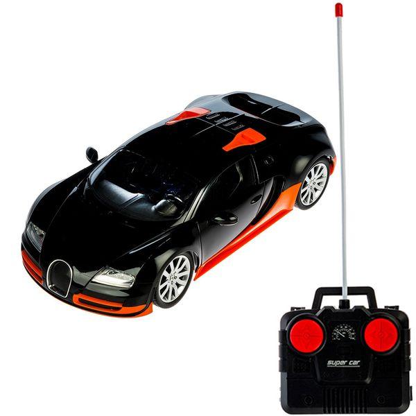 ماشین بازی کنترلی تیان دو مدل Bugatti Veyron