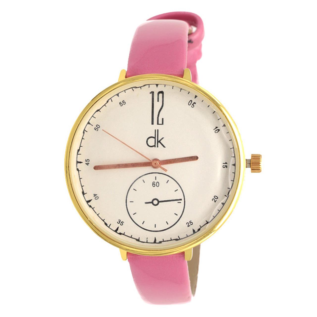 ساعت مچی عقربه ای زنانه دنیل کلین مدل K1398