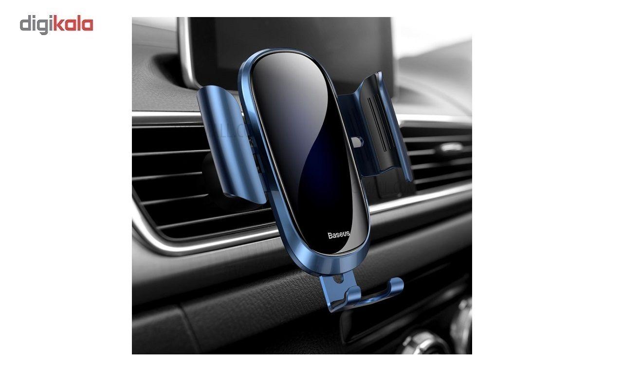 پایه نگهدارنده گوشی موبایل باسئوس مدلFuture Gravity main 1 8