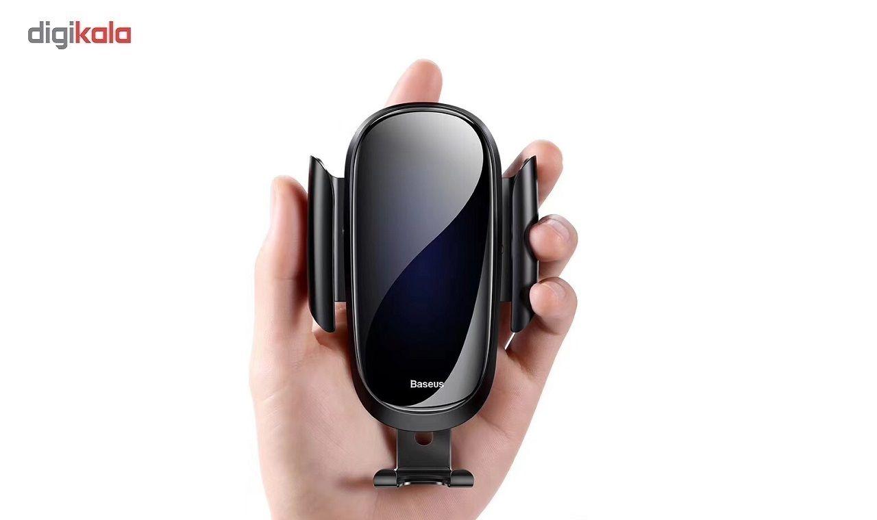 پایه نگهدارنده گوشی موبایل باسئوس مدلFuture Gravity main 1 4