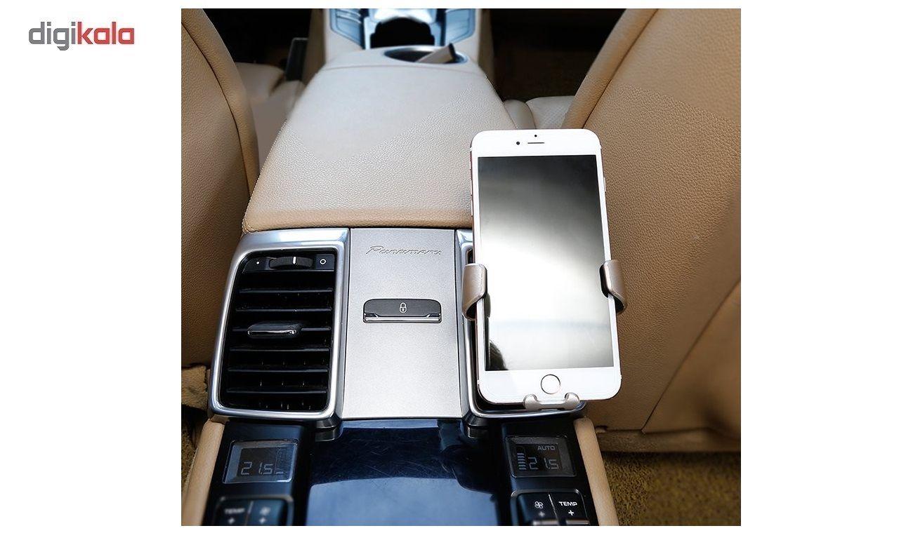 پایه نگهدارنده گوشی موبایل باسئوس مدلFuture Gravity main 1 10