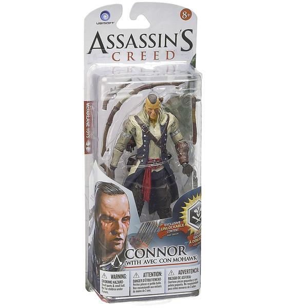 اکشن فیگور مک فارلین سری Assassins Creed مدل Connor Mohawk