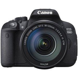دوربین دیجیتال کانن مدل EOS 700D Kit 18-135mm IS STM