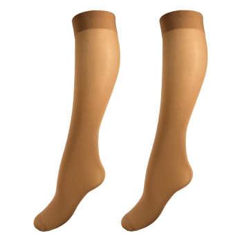 جوراب زنانه آلمانی نوردای رنگ پا کد 616003/5 بسته 5 عددی