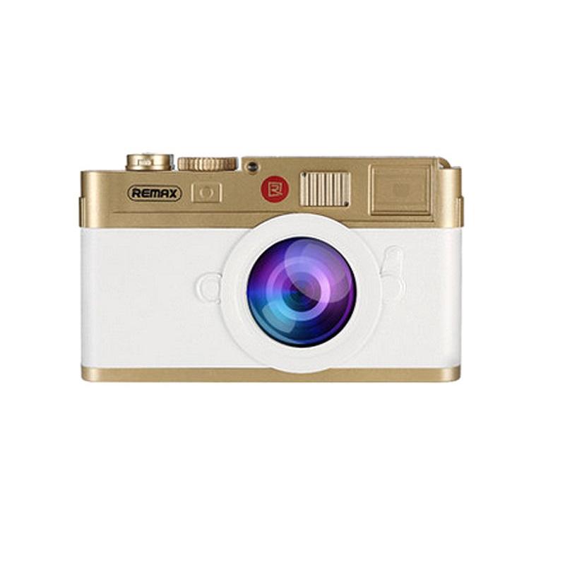 عکس شارژر همراه ریمکس مدل Camera ظرفیت 10000 میلی آمپر ساعت