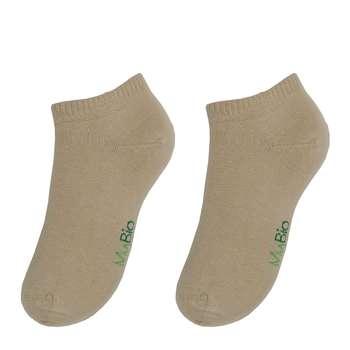 جوراب زنانه آلمانی نوردای کرم  کد 497832 بسته 5 عددی