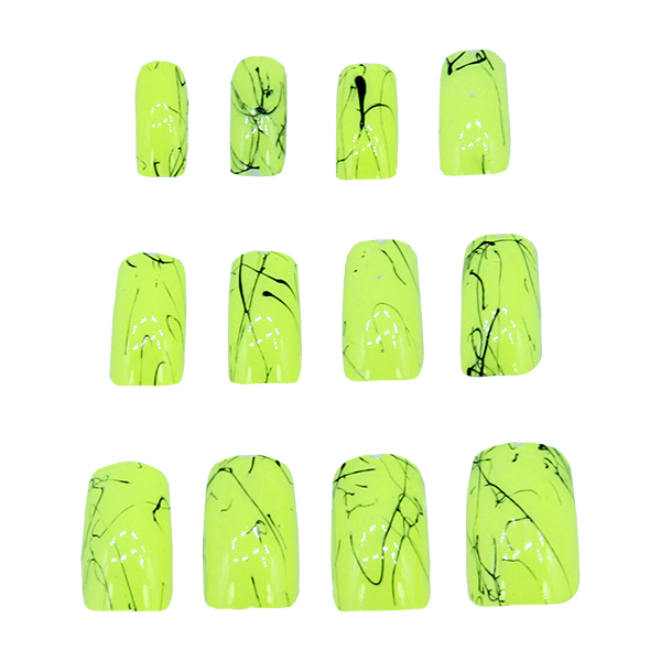 ناخن مصنوعی میس یو مدل Fashion Nail Art کد Y001