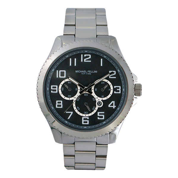 ساعت مچی عقربه ای مردانه مایکل فلنی مدل 2041G-2