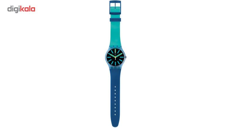 ساعت مچی عقربه ای سواچ مدل SUOS105