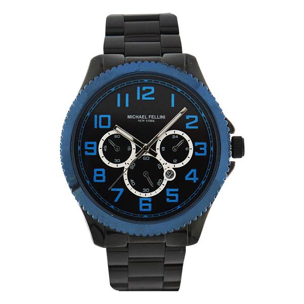 ساعت مچی عقربه ای مردانه مایکل فلنی مدل 2041G-3