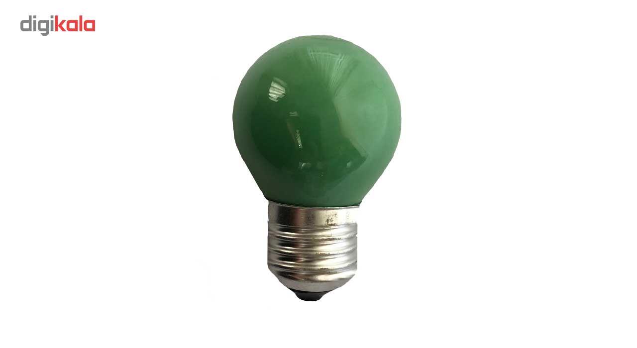لامپ خواب 15 وات کد حبابی پایه E27  main 1 1