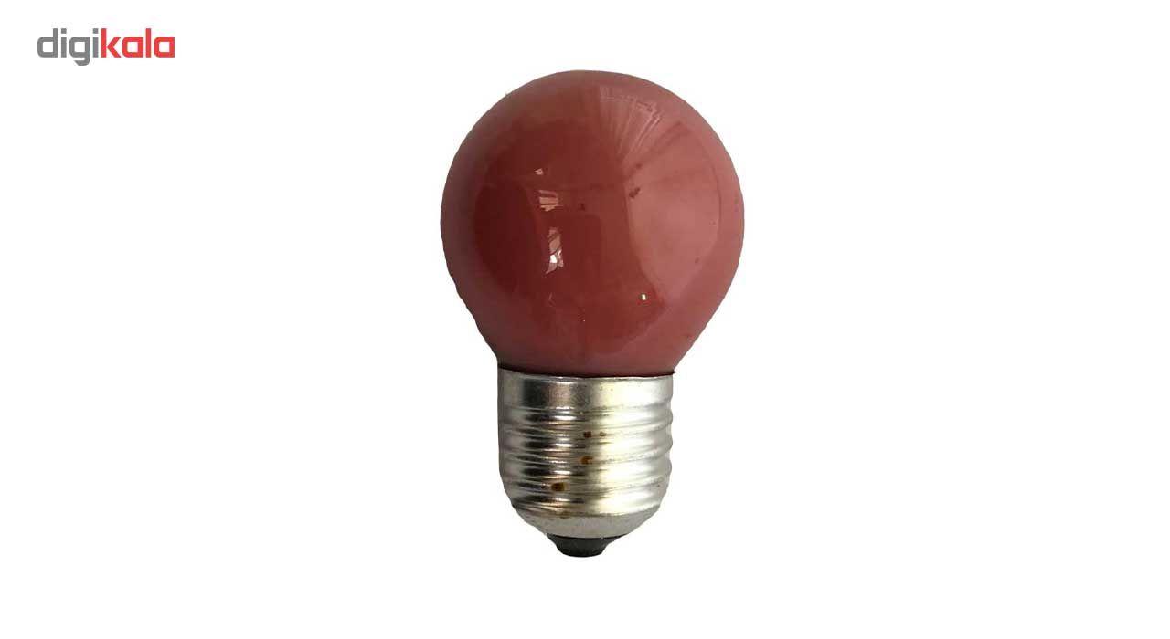 لامپ خواب 15 وات کد حبابی پایه E27  main 1 2