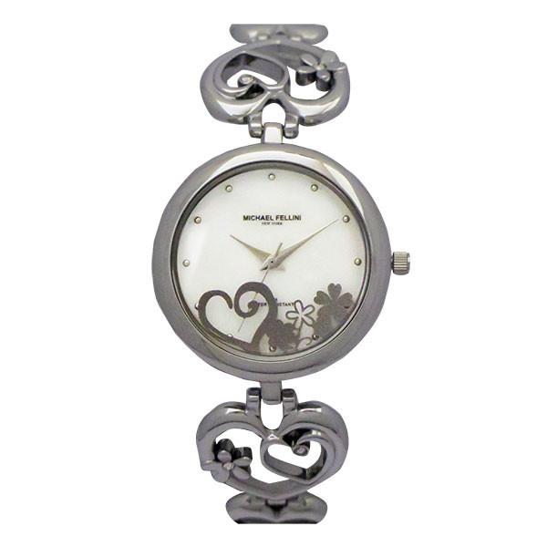ساعت مچی عقربه ای زنانه مایکل فلنی مدل 2023L-2