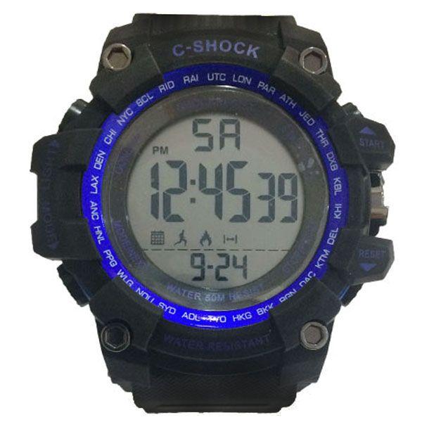 ساعت مچی دیجیتالی سی شاک مدل C-Shock 07