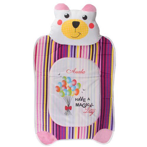 تشک نوزاد عسلا مدل خرس بالشتی