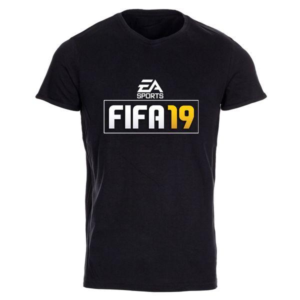 تیشرت مردانه کد 13205 طرح FIFA19 |