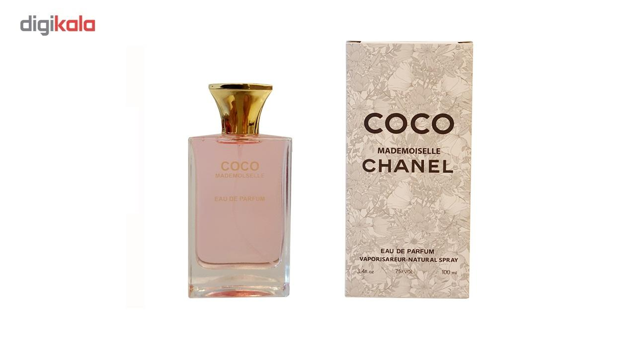 dbe2bf6a4 مشخصات، قیمت و خرید تستر زنانه شانل مدل Coco Mademoiselle حجم 100 ...