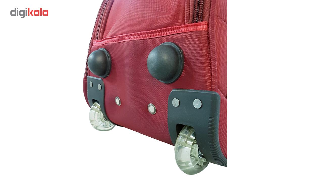 ساک دستی چرخدار پاور مدل006