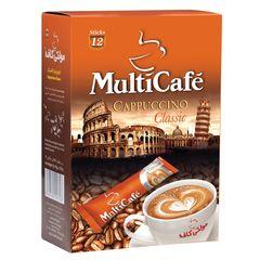 کاپوچینو مولتی کافه بسته 12 عددی