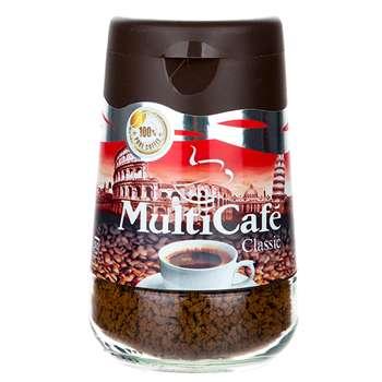قهوه فوری کلاسیک مولتی کافه مقدار 100 گرم