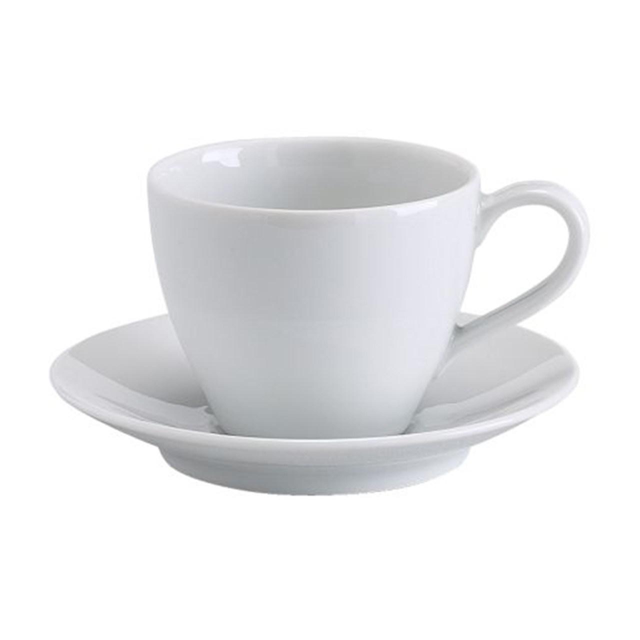 فنجان و نعلبکی قهوه خوری ایکیا مدل Vardera