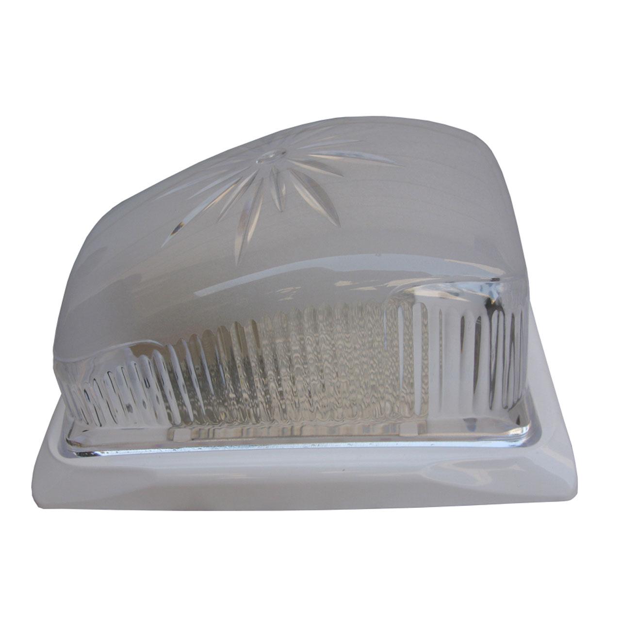 چراغ دیواری ترک الکتریک مدل لاک پشتی