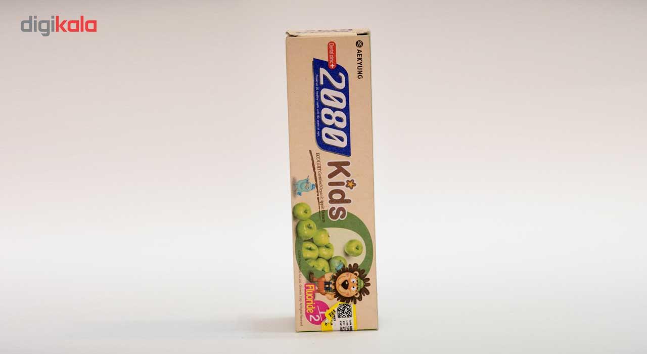 خمیر دندان کودک 2080 مدل 247 مقدار 70 گرم