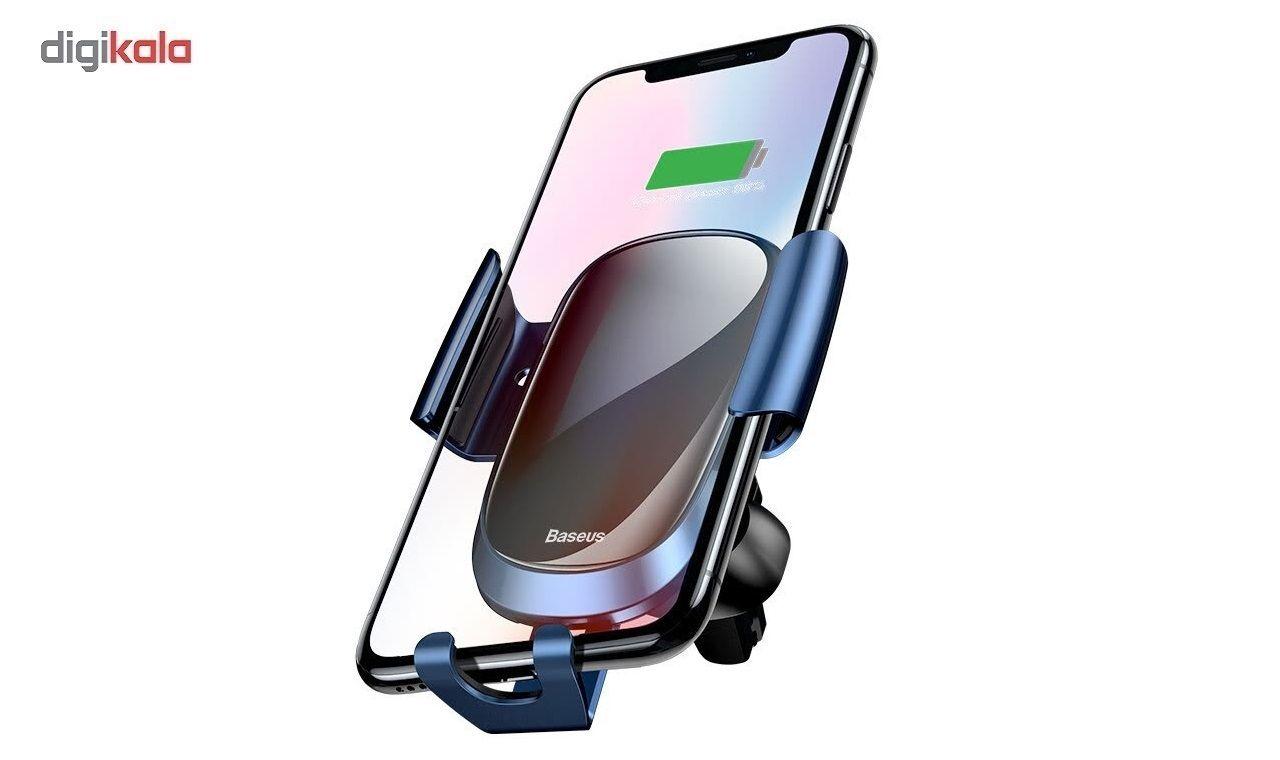 پایه نگهدارنده گوشی موبایل باسئوس مدلFuture Gravity main 1 2