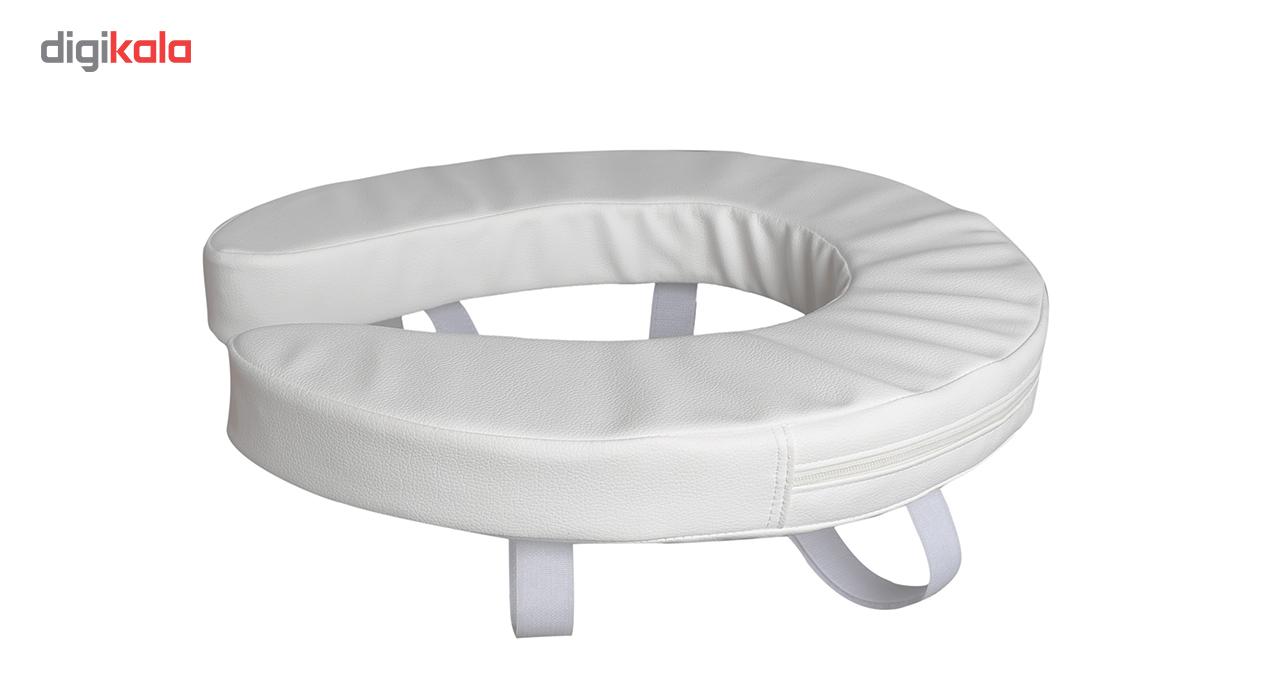 تشک ارتفاع دهنده توالت فرنگی لرد مدل EX01W
