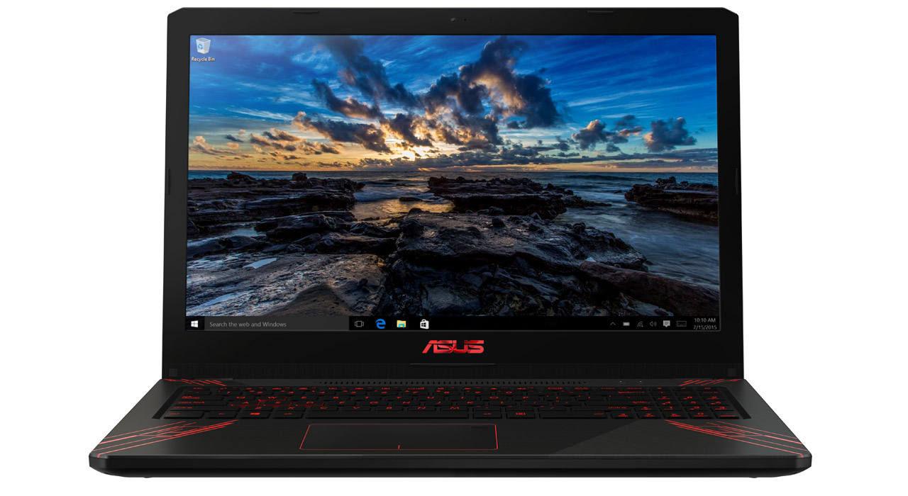 لپ تاپ 15 اینچی ایسوس مدل FX570UD - K