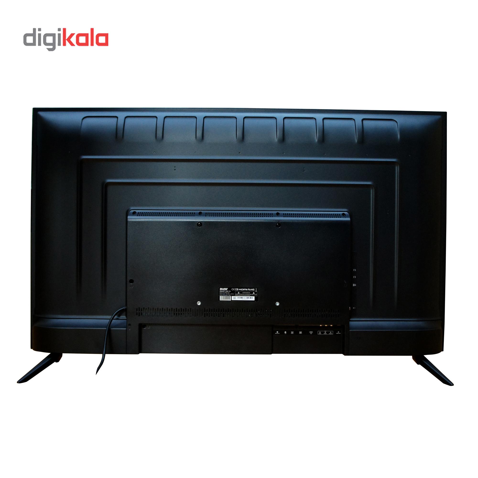تلویزیون ال ای دی بلست مدل BTV-49FDA110B سایز 43 اینچ