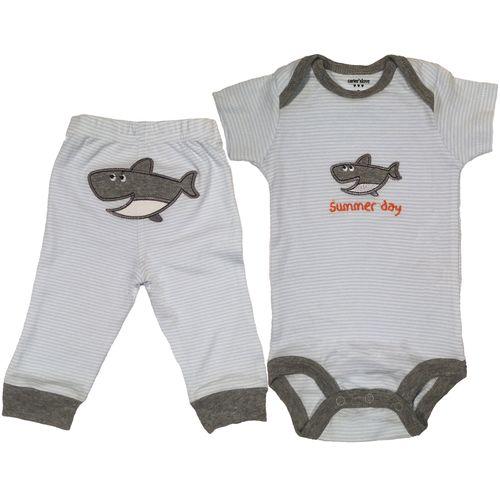 ست لباس نوزادی پسرانه کارترز مدل 1006-7