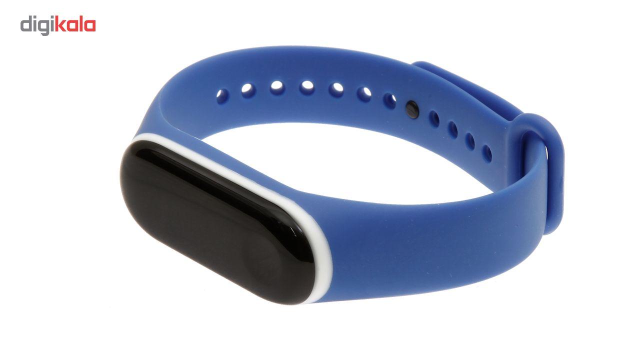 بند مچ بند هوشمند مدل Mi Band 3 Silicone main 1 15