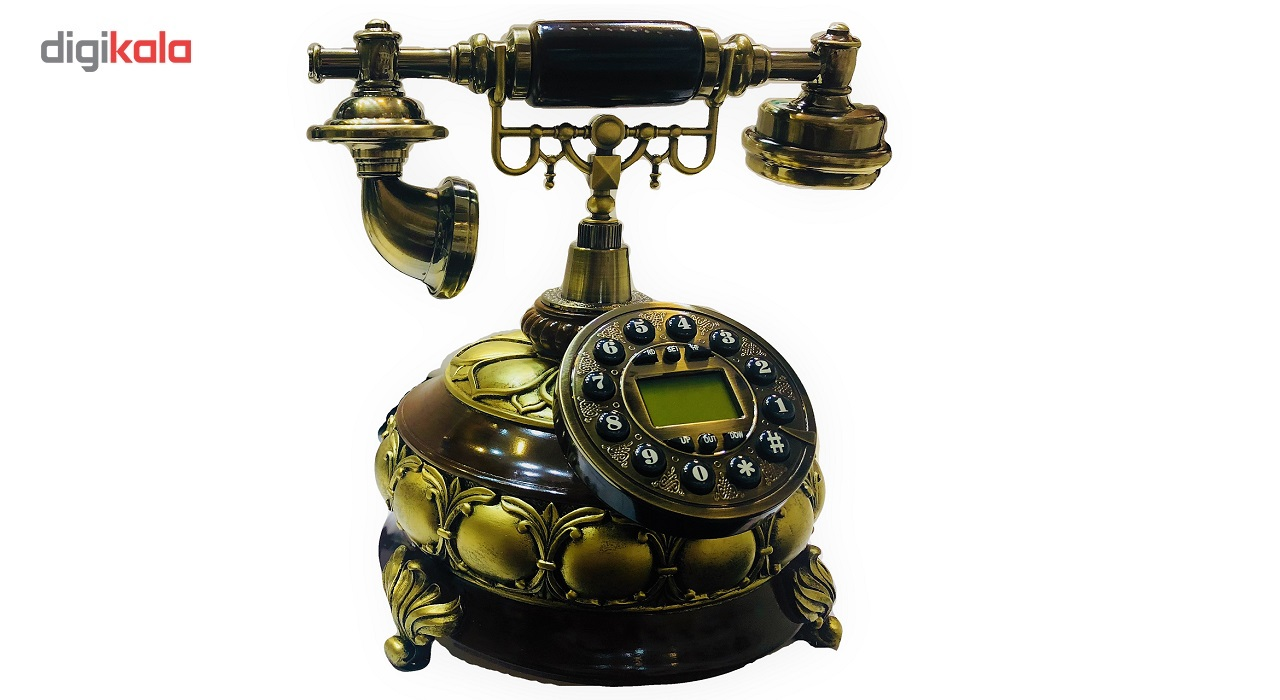 قیمت                      تلفن کلاسیک افق مدل 616A