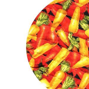 دم کنی چاپی 3 تکه رزین تاژ طرح هویج