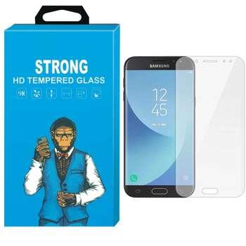 محافظ صفحه نمایش تی پی یو مدل Strong Fullcover مناسب برای گوشی سامسونگ گلکسی J7 Pro