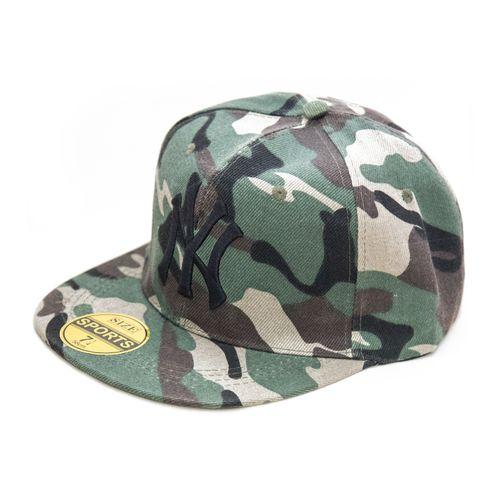کلاه کپ مردانه ان وای مدل 308