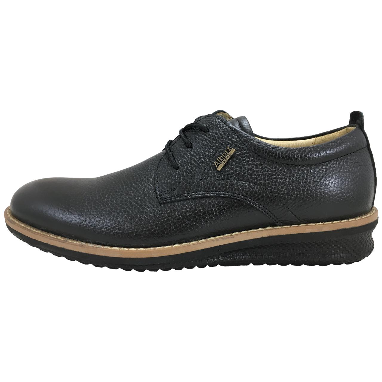 کفش طبی مردانه البرز مدل هامین کد 2924