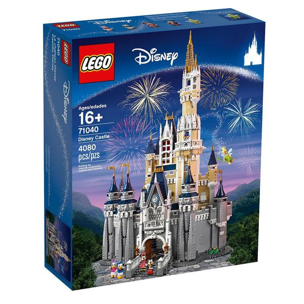 لگو مدل قلعه بزرگ دیزنی