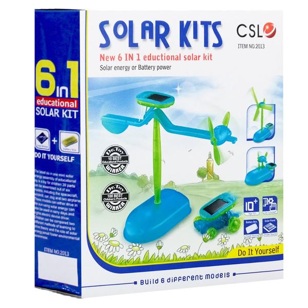 بازی آموزشی خورشیدی 6 در 1 کیوت سان لایت مدل 2013