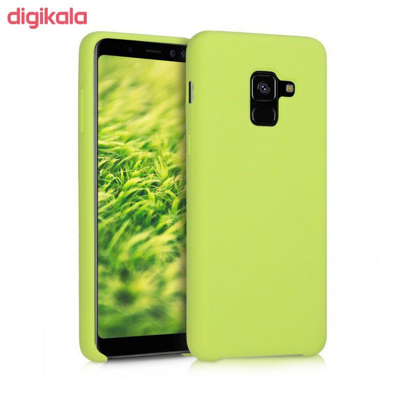 کاور مدل CILK02 مناسب برای گوشی موبایل سامسونگ Galaxy A8 Plus 2018 main 1 3