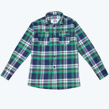 پیراهن آستین بلند پسرانه کد 3a
