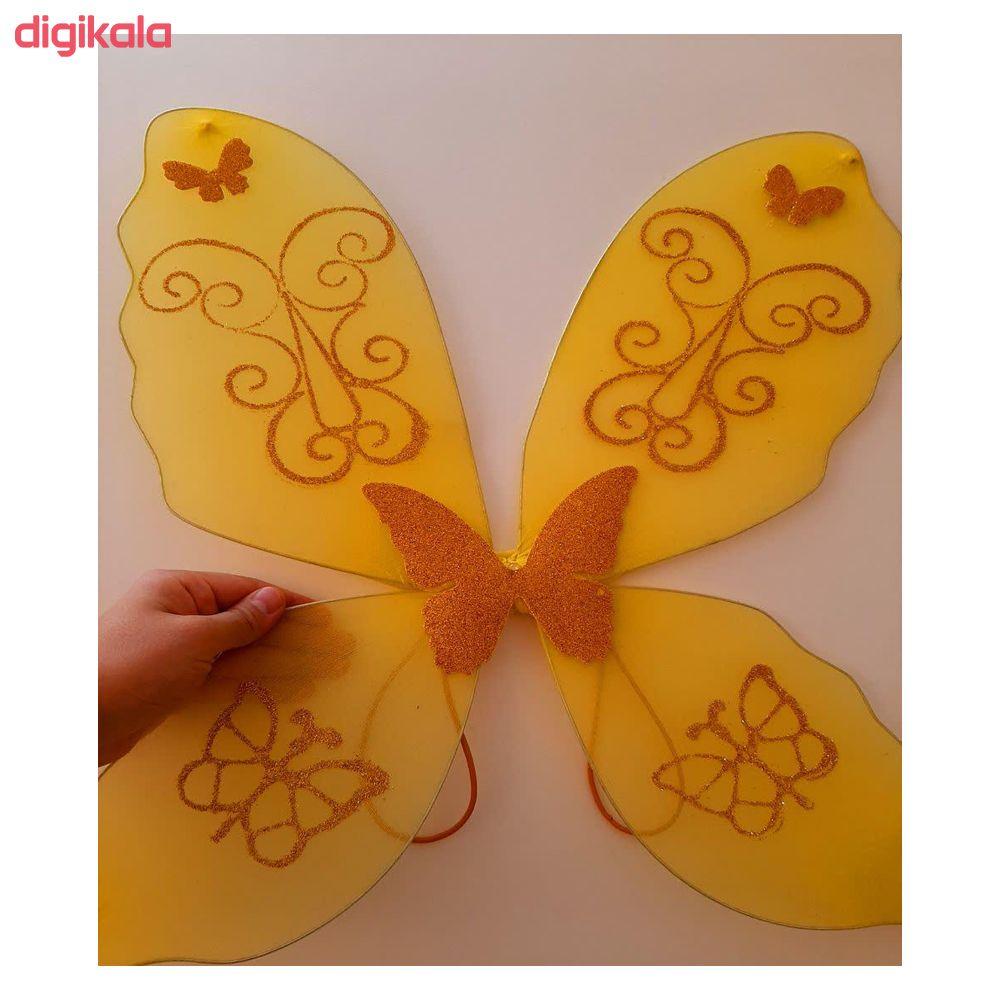 ست ایفای نقشطرح بال پروانه مدل Angel main 1 4